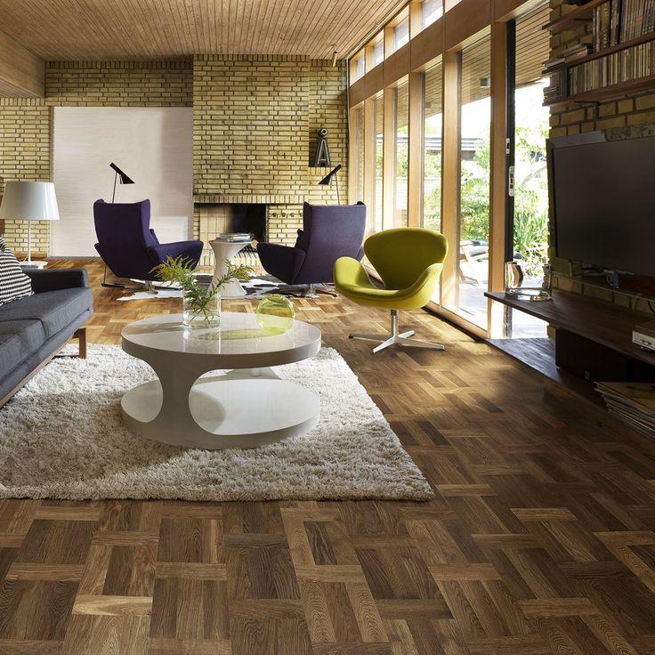 Tregulv Kährs Eik Palazzo Fumo Hollandsk mønster fra Bygghjemme. Om denne nettbutikken: http://nettbutikknytt.no/bygghjemme-no/