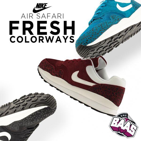 Nieuwe colorways nu online! | www.sneakerbaas.nl |