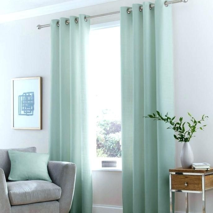 Courageous Mint Green Drapes Images Good Mint Green Drapes Or Large Size Of Curtainseafoam White Eyelet Curtains Green Curtains Living Room Mint Living Rooms #turquoise #blue #curtains #living #room