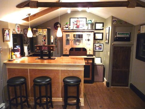 Turning Your Shed Into a Bar is Pure Genius! (28 Photos) - Suburban Men - June…