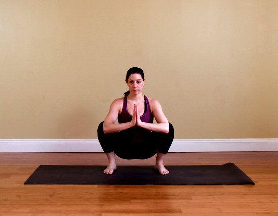 Yoga Poses For Dysmenorrhea (aka Cramps!)