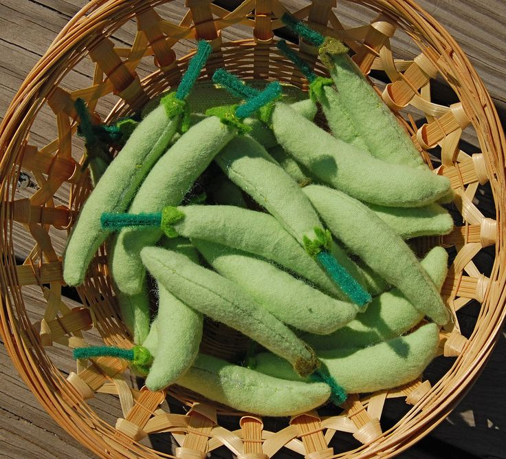 How To Make Pea Pods