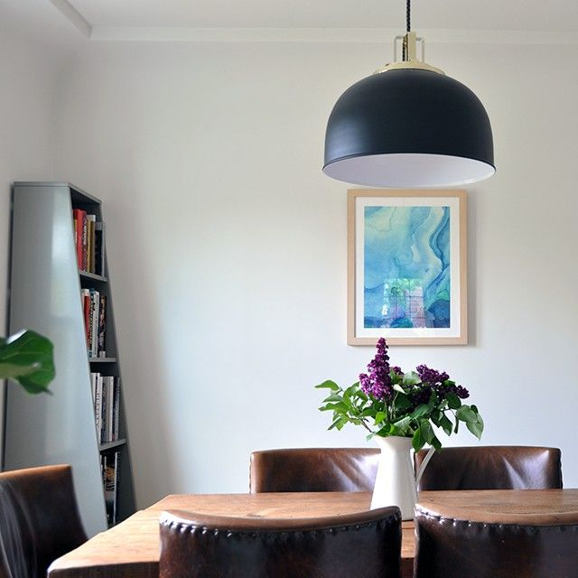 The Easiest Way To Style A Dining Room With Lighting Art Timeless Furniture