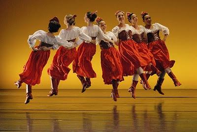 russian folk dance