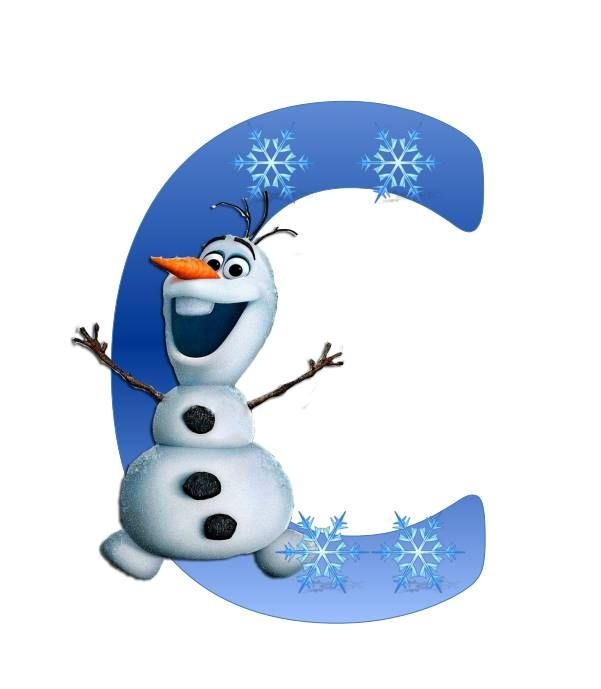 Abecedario Frozen (4)