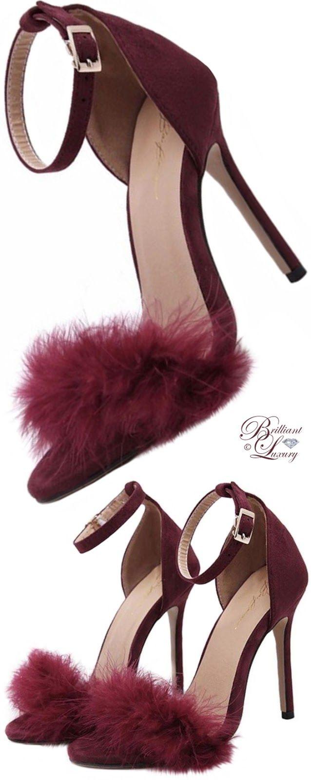 Brilliant Luxury by Emmy DE ♦ High Heel Stiletto