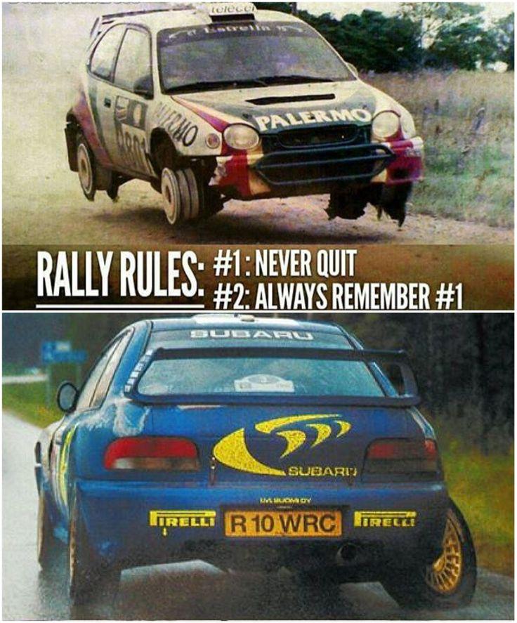 Subaru Rally Car >> Pin by Justin Sears on WRX | Pinterest | Car memes, Subaru and Rally