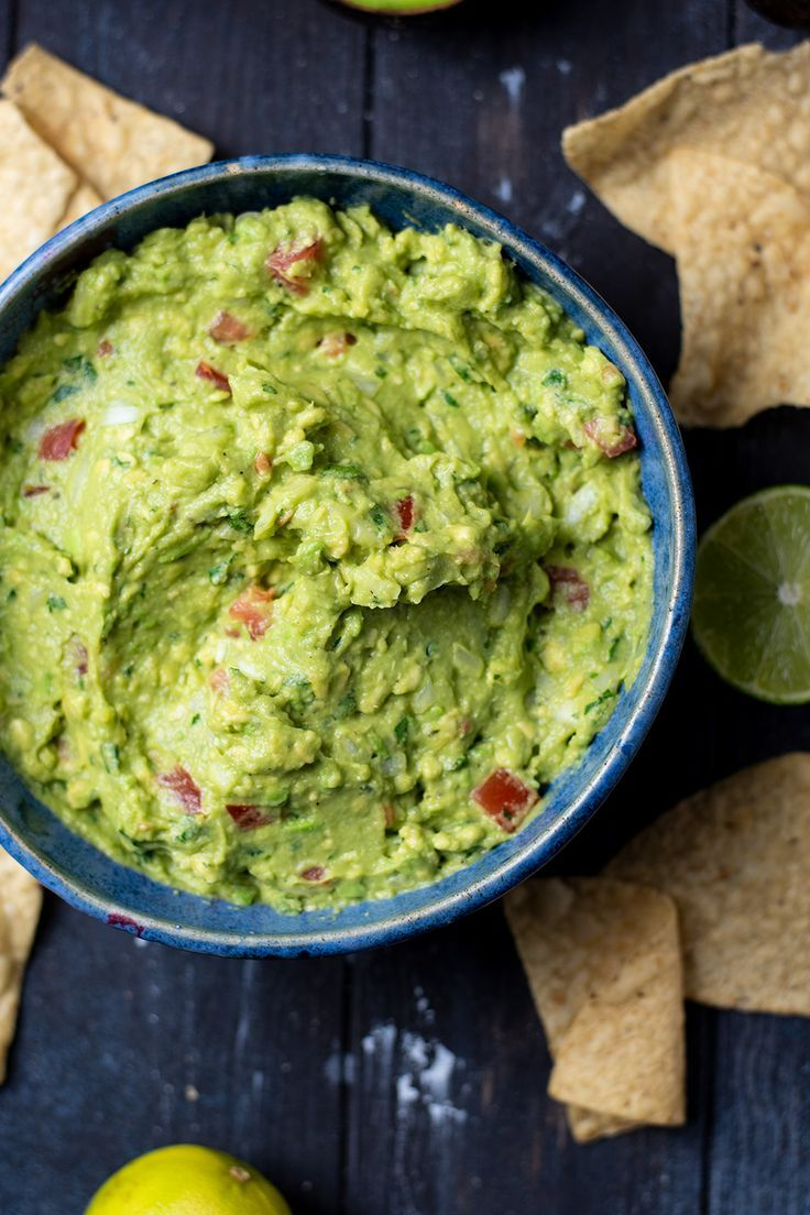 Can You Substitute Lime For Lemon In Guacamole Pin On Dip Recipes