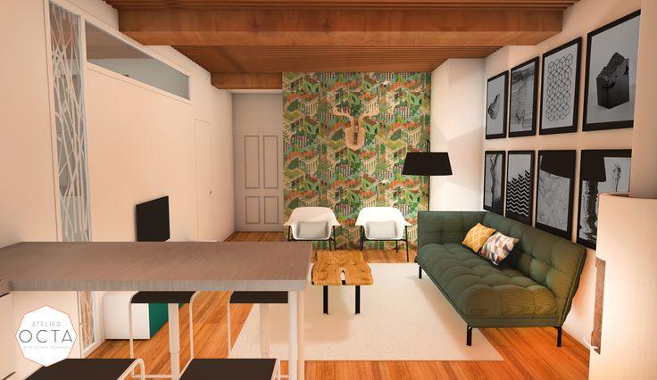 31 best Atelier OCTA - Résidentiels images on Pinterest Workshop