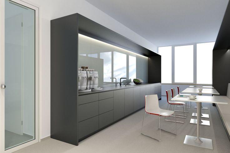 Design teeküche büro  Bulthaup B3 Küche, Wetzlar - Ganter-IsenböckGanter-Isenböck ...