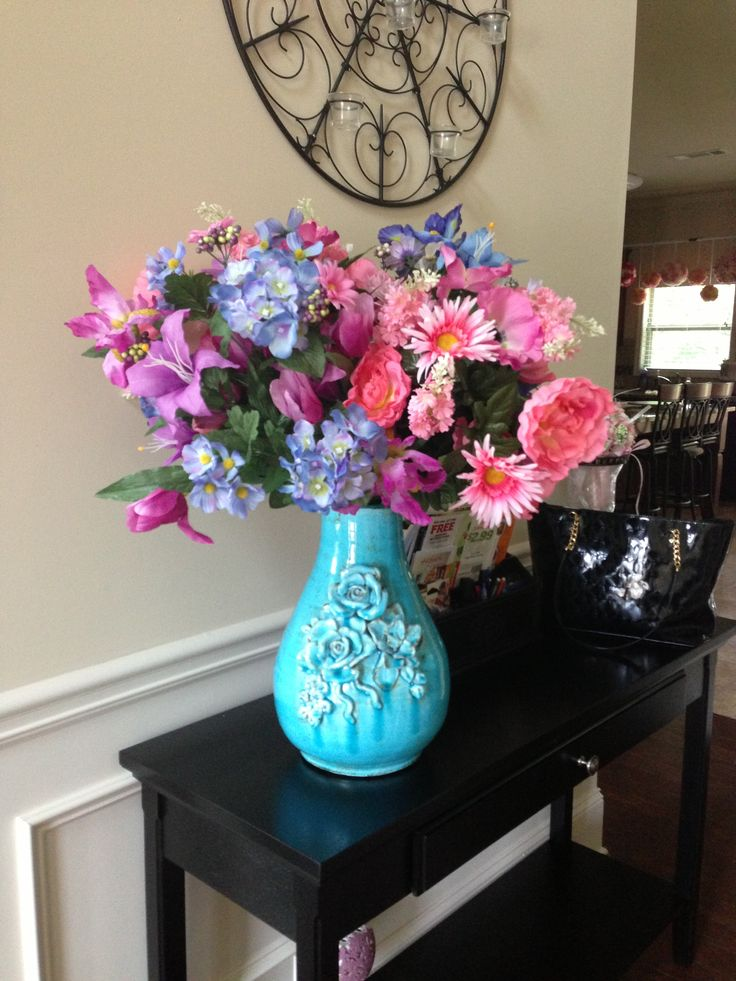 Big Flower Vase For Wedding Or Home Decor. Can Be Found At Hobby Lobby $50