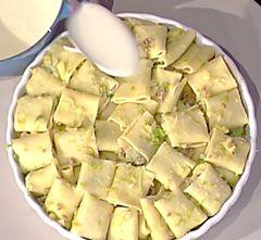 Cuochi per caso...o per forza!!: Paccheri gratinati ripieni di salsiccia e scarola ...