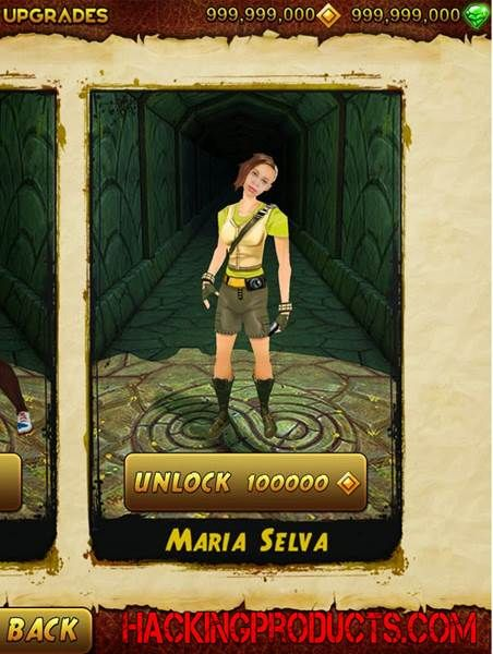Temple Run 2 Hack