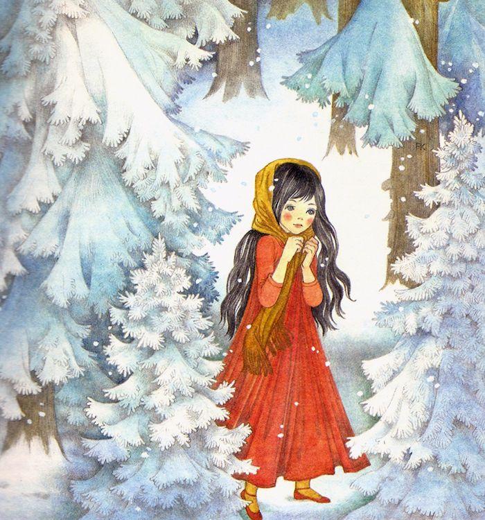 'Snow White' by Felicitas Kuhn