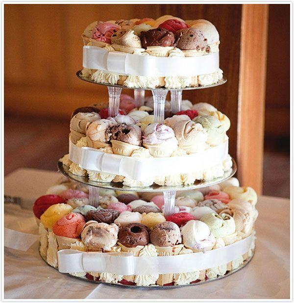 Gelato Cake Images