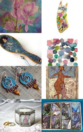 Soft and Delicate by Julie Pauly on Etsy--Pinned with TreasuryPin.com