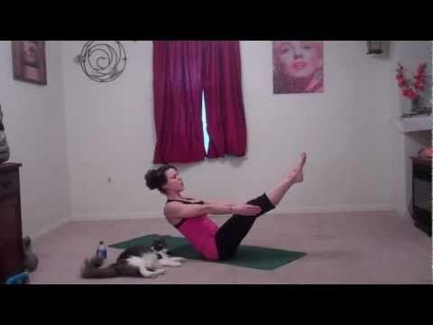 Home Yoga Flow: Melissa Bender Fitness