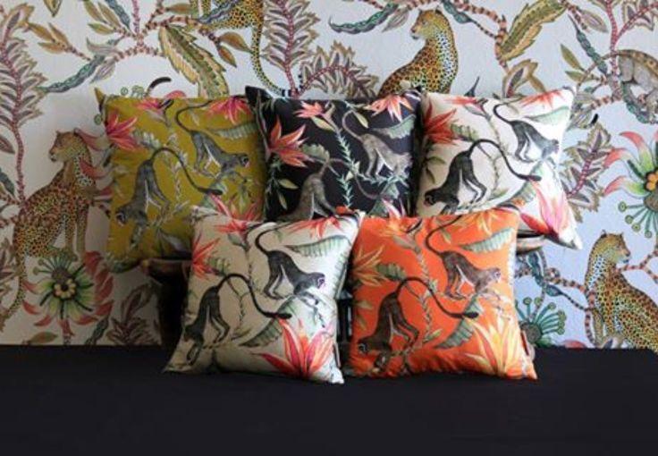 Ardmore Zambezi Scatter Cushions.