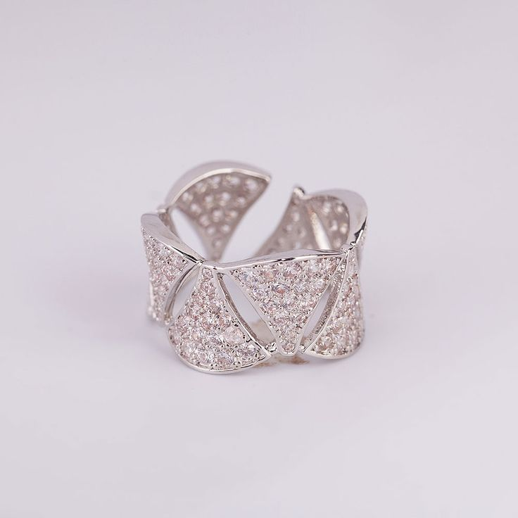 2016  plated ring dedos de apertura del anillo de plata al por mayor de jewelry de moda unisex de calidad Superior
