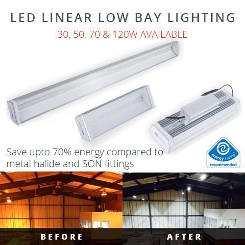LED LOW BAY LIGHT 30W-120W INDUSTRIAL LIGHTING REPLACEMENT FOR METAL HALIDE /SON in Business, Office & Industrial, Building Materials & Supplies, Lights & Lighting | eBay