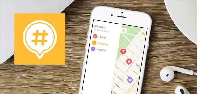 Mapstr per iPhone e Android - crea una mappa interattiva con i tuoi luoghi preferiti Con Mapstr potrete creare da zero la vostra mappa personale, inserendo tutto ciò che vi passa per la mente!  Qualche esempio? Potrete salvare i posti che avete visitato, i punti di interesse (con  #android #iphone #mappe #luoghi #locali #posti