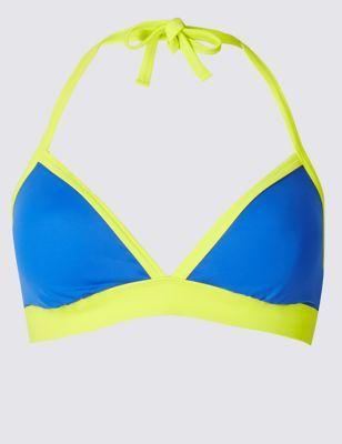Triangle Bikini Top  Clothing