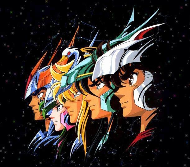 Caballeros del Zodiaco - Battle of the Planets!!!!