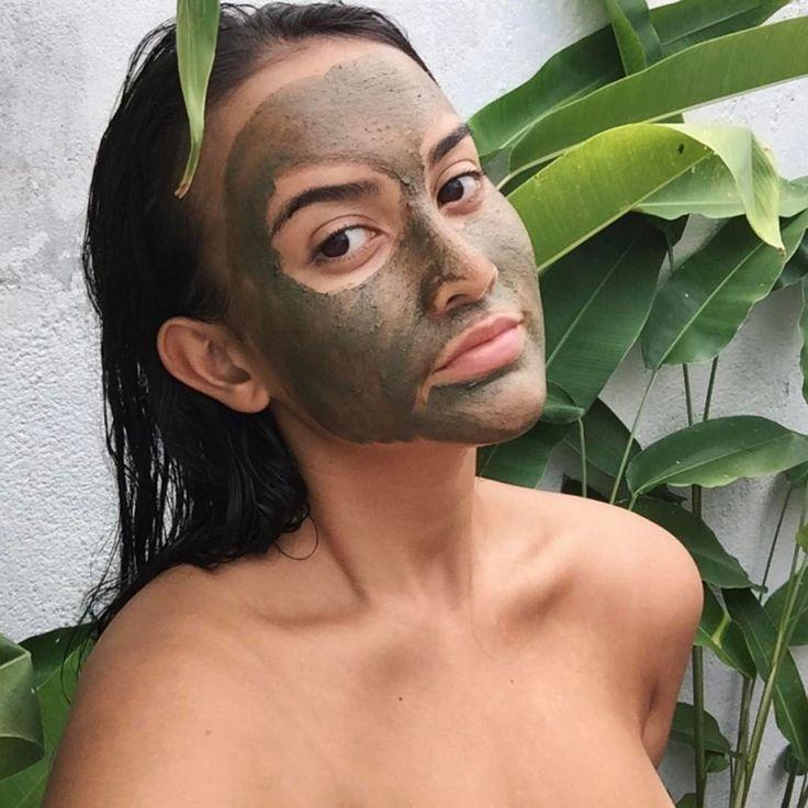 WINKWINK | CALM matcha green tea + peppermint skin mask