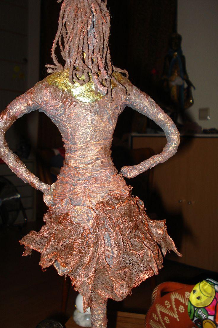 """Dancer"" back - by SherLizz (purchased by Emmy Verbruggen - (Autumn 2010)"