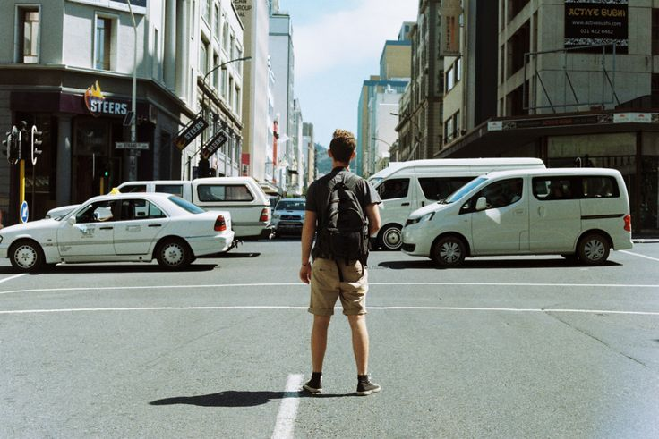 #Top10instagrammers. a capture of the Cape Town streets.