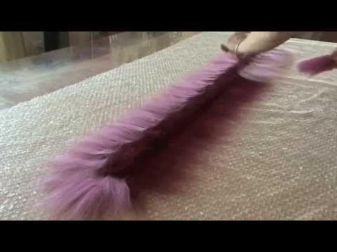 Валяние шарфа с воланом. Видео мастер класс. Как свалять шарф с воланом. Felting a scarf. - YouTube