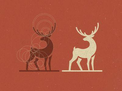 1000 ideas about deer design on pinterest surface design dark art tattoo and geometric animal. Black Bedroom Furniture Sets. Home Design Ideas