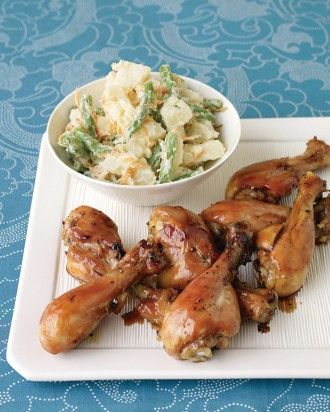 "See the ""Honey-Soy Glazed Chicken"" in our  gallery"