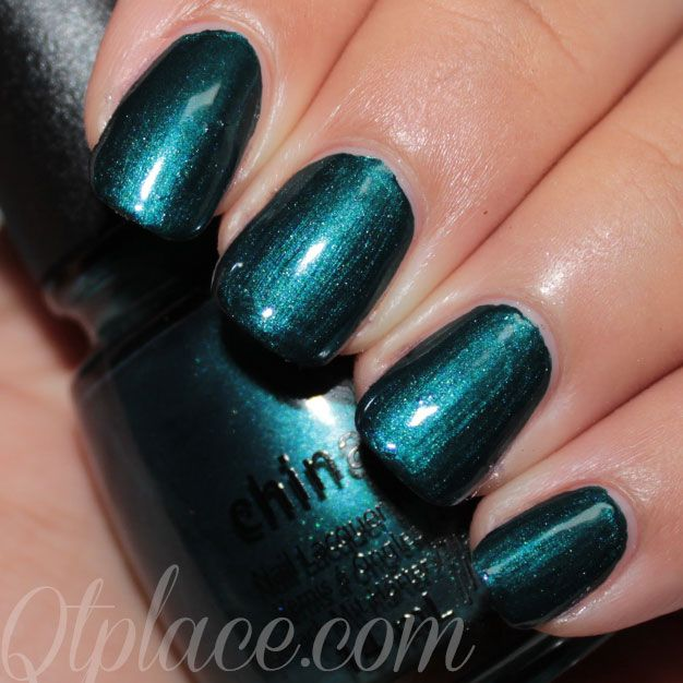 China Glaze autumn 2013 collection
