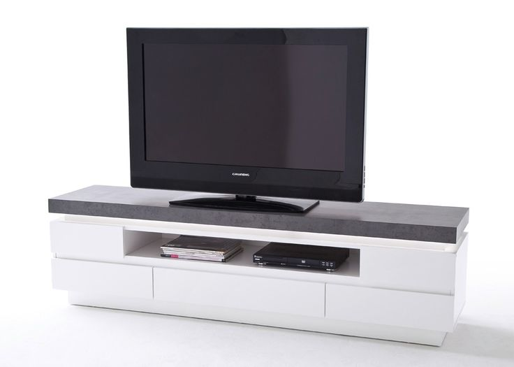 die besten 25 lowboard weiss ideen auf pinterest tv. Black Bedroom Furniture Sets. Home Design Ideas