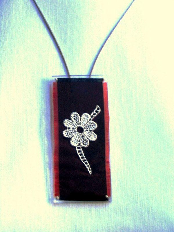 Handmade pendant by KORMENTZACREATIONS on Etsy