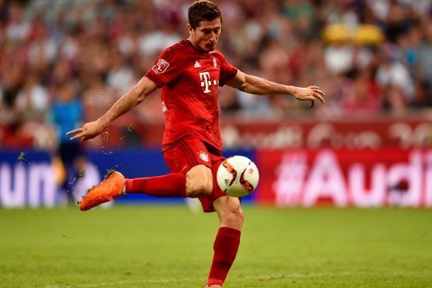 @RL9 Robert Lewandowski #9ine @Bayern