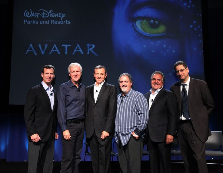 Disney announces Avatar; themed land and rides ...