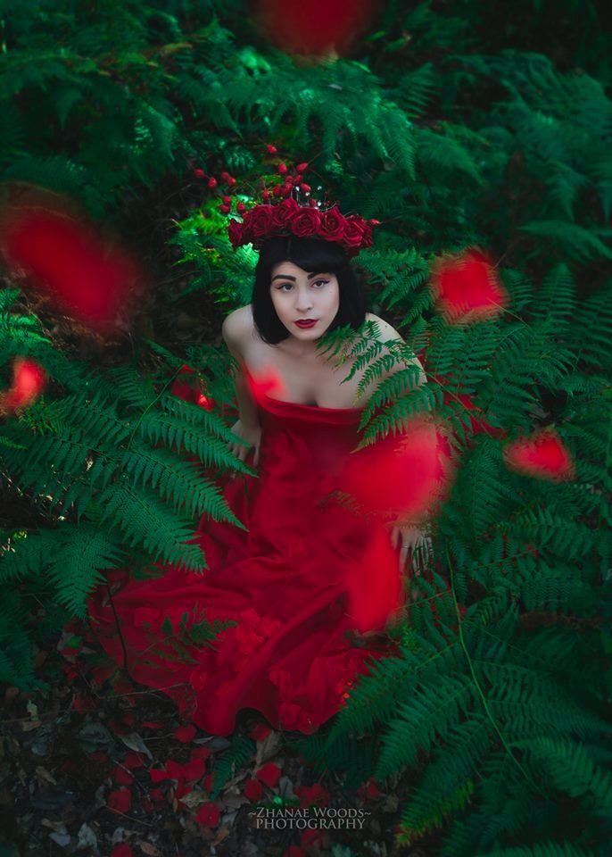 Rise of the Guardians of Mother Nature • Part Nine • #Love • Makeup and model; Asya Atamer - Headpiece by Miss Maestro Designs - Photography by Zhanae Woods