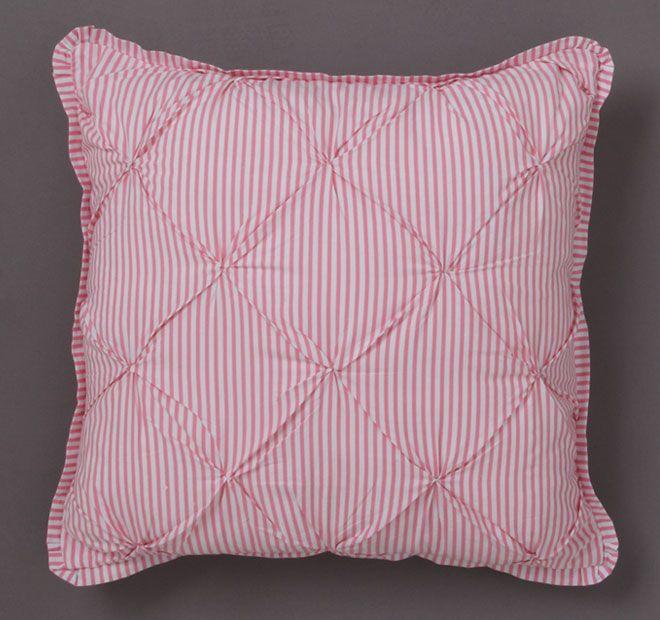 Logan & Mason Platinum Olivia 41x41cm Filled Cushion Pink