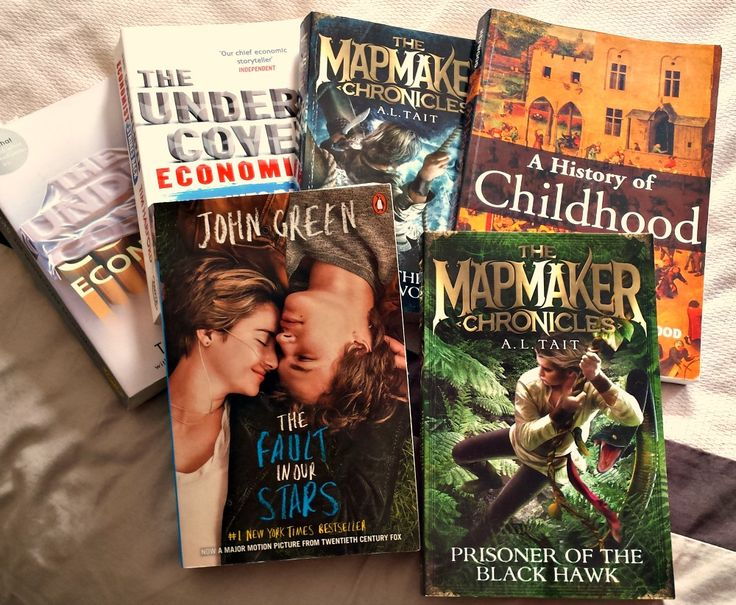 Bec's Bulk Book Review - 14 books including Mapmaker Chronicles and The Fault in Our Stars. #bookreview #mapmakerchronicles #childhoodhistory #historyofparenting #undercovereconomist #thefaultinourstars #aseasonofsaltandhoney
