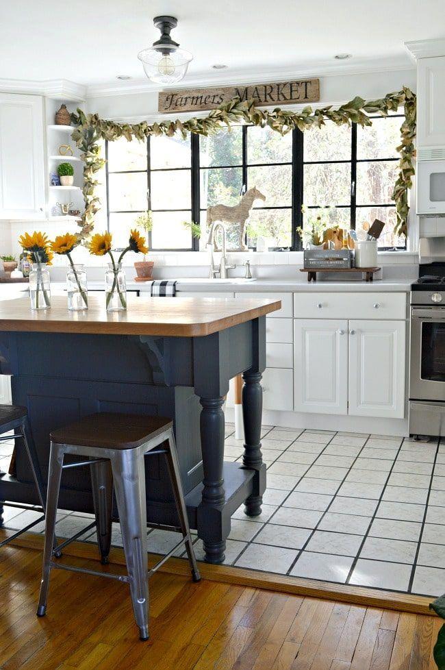 Nett Durchschnittliche Küche Renovieren Kosten Ikea Zeitgenössisch ...