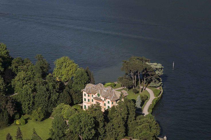 Villa Dozzio Yann Arthus-Bertrand