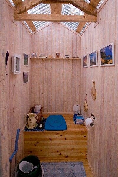 Green toilet (33608). archipelago, cottage, dry toilet, drytoilet, green toilet, house, summer, summer cottage, tammisaari, toilet