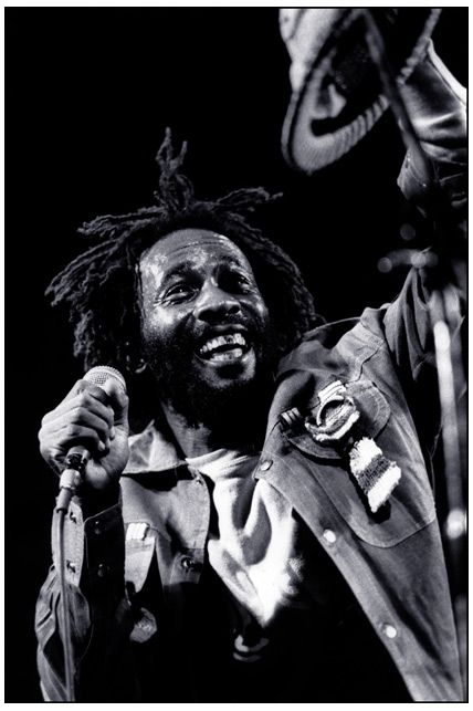 Burning Spear.....