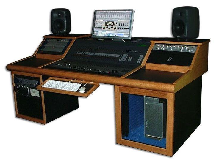 studio desk plans likewise home studio desk as well home studio desk