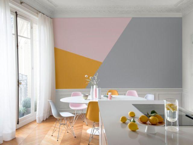 9 best Kuchnie w kolorze niebieskim images on Pinterest - preparer un mur pour peindre