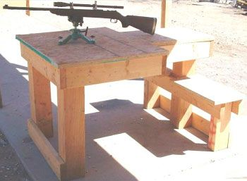 Best 25 Shooting Bench Plans Ideas On Pinterest