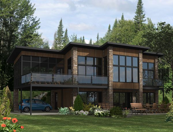 17 best images about Hillside House Plans on Pinterest House