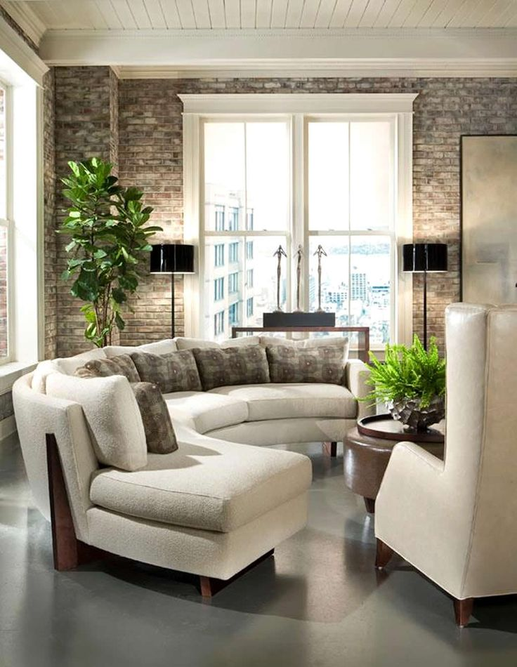 21 best round couches images on Pinterest | Sectional ...